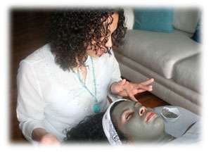 Toning Detoxifying Facial